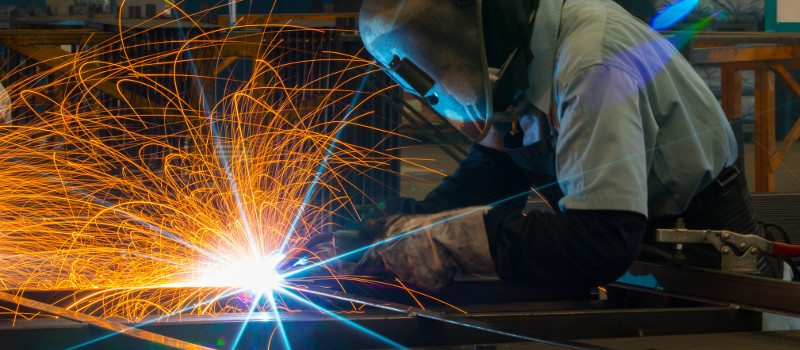 Steel Welding in Hickory, North Carolina