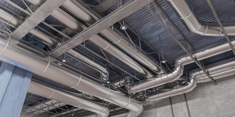 Ductwork in Statesville, North Carolina