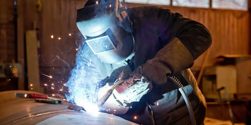 Welding Services, Hickory, NC | Master Metal Fabrication