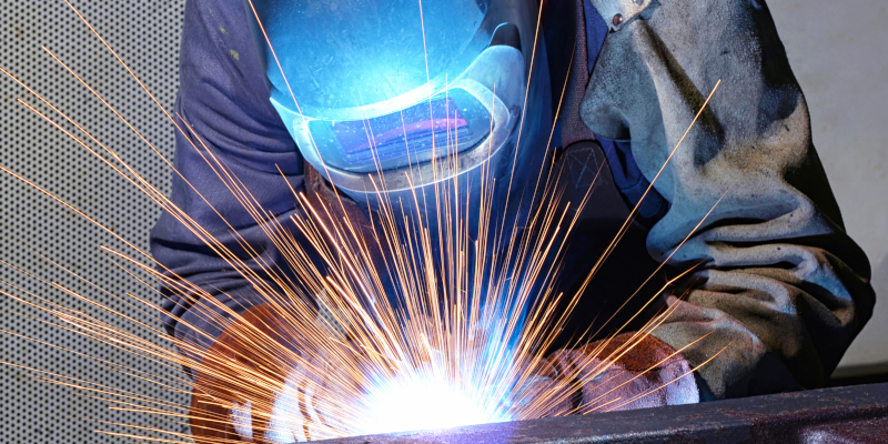 we provide a variety of welding services backed by experience and training